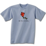 Go Fly A Kite T-shirts