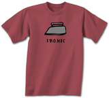 Ironic T-shirts