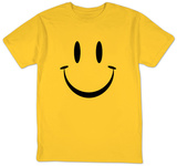 Happy Smiley Face Camisetas