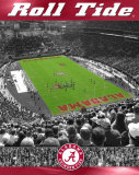 University of Alabama- Stadium Shot Photo