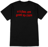 Witches Are Good Spellers Shirts