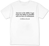 Success Is The Ability T-Shirt
