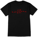 It's Ok. The Voices In My Head T-shirts