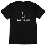 Save The Ales T-shirts
