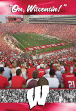 University of Wisconsin-Stadium Shot Photo