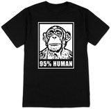95% Human T-Shirt Vêtements