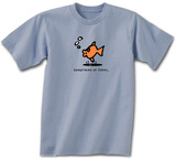 Something Fishy T-shirts