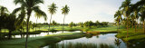 Golf Course at Isla Navadad Resort in Manzanillo, Colima, Mexico Photographie par  Panoramic Images