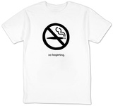 No Bogarting T-shirts
