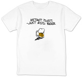 Instant Idiot T-shirts