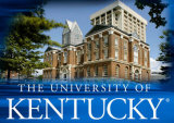 University of Kentucky Art Print