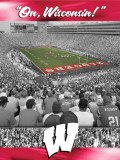 University of Wisconsin- Stadium Shot Photo
