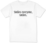 Smiles Everyone, Smiles Vêtements