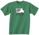 Ice Cream Man T-Shirts