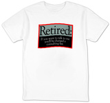 Retired - Consulting Fee T-shirts