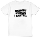 Farted T-shirts