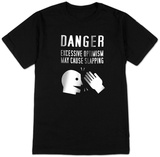 Danger Excessive Optimism T-shirts