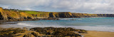 The Copper Coast, from Boatstrand Harbour, Co Waterford, Ireland Photographic Print by  Panoramic Images