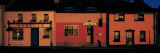 Storefronts Kinvara Galway County Ireland Photographic Print by  Panoramic Images