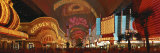 Fremont Street Experience Las Vegas Nv, USA Photographic Print by  Panoramic Images