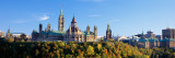 Government Building on a Hill, Parliament Building, Parliament Hill, Ottawa, Ontario, Canada Photographic Print by  Panoramic Images