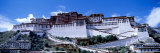 Tibet, Lhasa, Potala Palace Photographic Print by  Panoramic Images