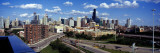 Buildings in a City, Chicago, Cook County, Illinois, USA Photographic Print by  Panoramic Images