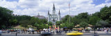 St Louis Cathedral Jackson Square French Quarter New Orleans La, USA Photographic Print by  Panoramic Images