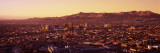 Aerial View of El Paso, Texas, Usa-Mexico Border Photographic Print by  Panoramic Images