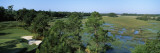 Wetlands in a Golf Course, Cougar Point, Kiawah Island Golf Resort, Kiawah Island Photographic Print by  Panoramic Images