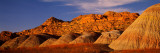 Bentonite Formations on a Landscape, Grand Staircase-Escalante National Monument, Utah, USA Photographic Print by  Panoramic Images
