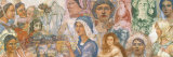 Currency, Women, Montage Photographic Print by  Panoramic Images