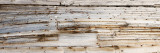 Details of an Old Whaling Boat Hull, Spitsbergen, Svalbard Islands, Norway Photographic Print by  Panoramic Images