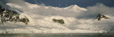 Clouds over Glacier, Antarctica Photographic Print by  Panoramic Images
