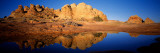 Reflection of Buttes in Water, Coyote Buttes, Grand Staircase-Escalante National Monument, Utah Photographic Print by  Panoramic Images