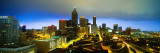 Evening Atlanta, GA Photographic Print by  Panoramic Images