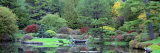 Asticou Azalea Gardens Northwest Harbor Me, USA Photographic Print by  Panoramic Images