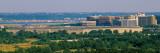 Aerial View of the Pentagon, Arlington, Virginia, USA Fotografisk trykk av Panoramic Images,