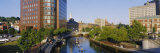 Buildings in a City, Providence River, Providence, Rhode Island, USA Photographic Print by  Panoramic Images
