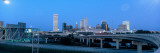 Skyline Tulsa Ok, USA Photographic Print by  Panoramic Images