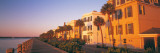 Antebellum Architecture Battery Charleston, SC Photographic Print by  Panoramic Images