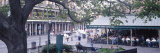 Cafe Du Monde French Quarter New Orleans La, USA Photographic Print by  Panoramic Images
