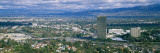 High Angle View of Studio City, San Fernando Valley, Los Angeles, California, USA Photographic Print by  Panoramic Images