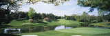 Lake on a Golf Course, Congressional Country Club, Bethesda, Maryland, USA Photographic Print by  Panoramic Images