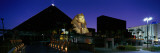 Luxor Hotel Las Vegas Nevada, USA Photographic Print by  Panoramic Images