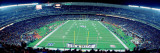 Philadelphia Eagles Football, Veterans Stadium Philadelphia, PA Fotografiskt tryck av Panoramic Images,