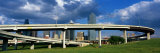 Freeway Overpass Dallas, TX Photographic Print by  Panoramic Images
