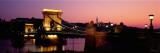 Budapest Hungary Fotografisk trykk av Panoramic Images,