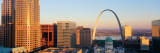St. Louis Skyline Photographic Print by  Panoramic Images