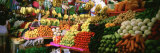 Assorted Fruits and Vegetables on a Market Stall, San Miguel De Allende, Guanajuato, Mexico Photographic Print by  Panoramic Images